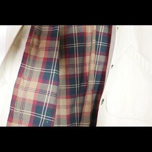 Lands' End Jackets & Coats - (Women's) Land's End Tan Cotton Parka Jacket M
